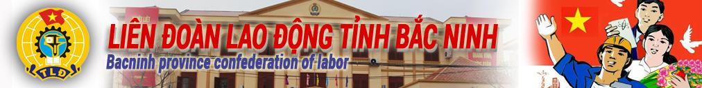 Liên đoàn lao động new Banner